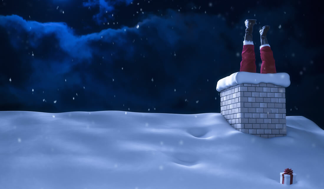 Deconstructing The World's Best Supply Chain - Santa-Chimney