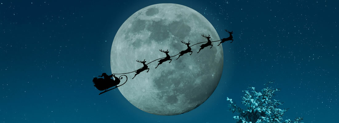 Deconstructing The World's Best Supply Chain - Santa-flying