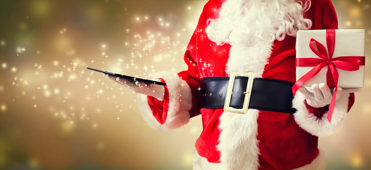 Deconstructing The World's Best Supply Chain - Santa-magic
